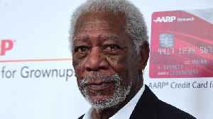 News video: Morgan Freeman Responds to Harassment Allegations
