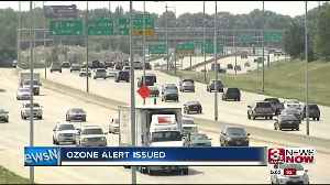 News video: Ozone alert issued for Omaha-metro area