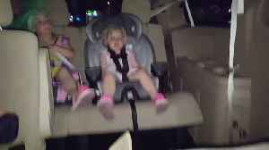 News video: Toddler Girl Hates Her Sisters Music Choice