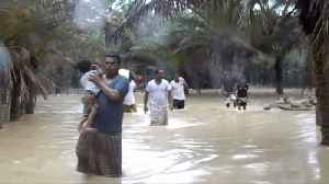 News video: At least 19 missing after cyclone hits Yemen island of Socotra