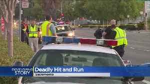 News video: Driver Hits And Kills Woman In Wheelchair, Takes Off