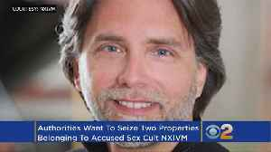 News video: Foreclosure Complaint Reveals NXIVM Sex Cult Rituals In Upstate New York