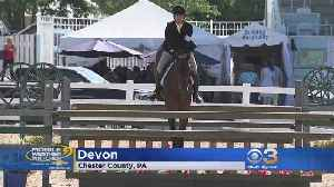 News video: Devon Horse Show In Chester County