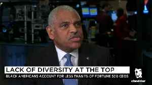 News video: Carnival CEO on Fostering Diversity At the Top