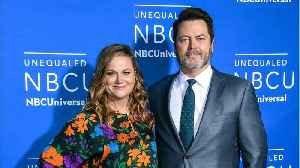 News video: Amy Poehler, Nick Offerman Say 'Parks And Rec' Reunion Could Happen