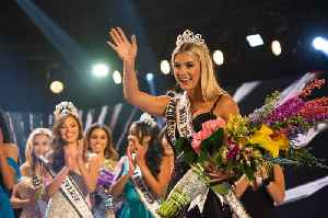 News video: Miss USA Embraces Her 'Sisters' Who Say #MeToo