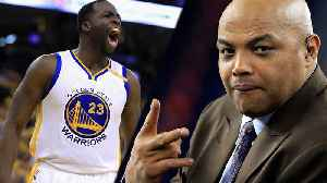 News video: Charles Barkley ADMITS He STILL Wants To PUNCH Draymond Green In The Face!