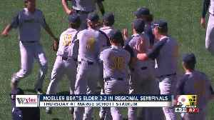 News video: Moeller rallies past Elder in Division I baseball playoff