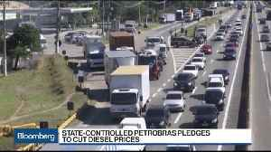 News video: World's Commodity Superpower Exports Threatened by Truck Strike