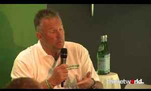 News video: Cricket TV - Sir Ian Botham Praises England, Anderson, Broad After Lord's Victory - Cricket World TV