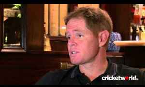 News video: Really Important To Have Role Models - Shaun Pollock On South African Cricket - Cricket World TV