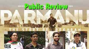 News video: Parmanu Public Review | Has John passed the Pokhran Test?