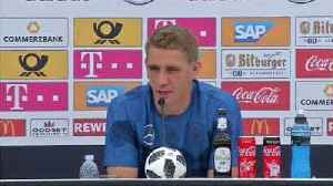 "News video: Germany's Petersen says his World Cup call up is ""crazy"""