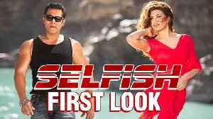 News video: Salman Khan Launches 1st Look Of Jacqueline Fernandez From Selfish Song