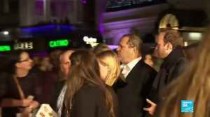 News video: Harvey Weinstein to ''surrender'' to NY authorities