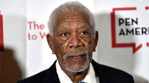 News video: Visa And SkyTrain Drop Morgan Freeman After Sexual Harassment Allegations