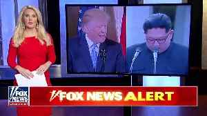 News video: 'Warm And Productive': Trump Welcomes North Korea's Response To Canceled Summit