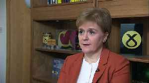 News video: Independent Scotland would keep pound for transition