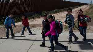 News video: US Agencies Have Lost Track Of Nearly 1,500 Migrant Children