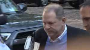 News video: Harvey Weinstein surrenders to New York police