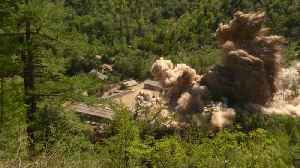 News video: North Korea claims to demolish nuclear test site