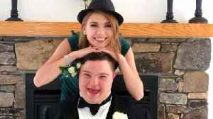 News video: The unlikely story of how best friends became prom dates