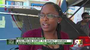 News video: Memorial Day in the Tri-State: How to survive holiday traffic and rising gas prices