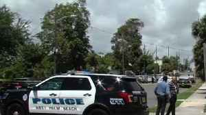 News video: One dead, another hurt in West Palm Beach shooting