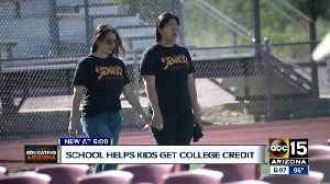 News video: Southern Arizona school sees improvements in student achievement