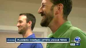 News video: Fort Collins plumbing company offering Silicon Valley perks to lure new talent