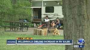 News video: Here's an industry millennials are not killing: RV sales in Colorado