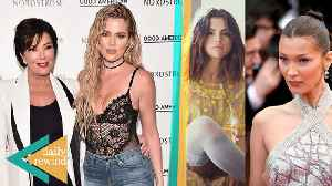 News video: Khloe FURIOUS With Kris Jenner! Selena Gomez Sends Bella Hadid A WARNING! | DR