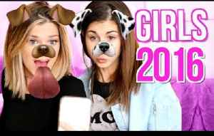 News video: Things All Girls Did In 2016