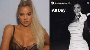 News video: Khloe Kardashian Uses Kylie Jenner To Tell The World 'F Off!""