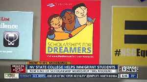 News video: Nevada State College offering scholarship workshop