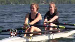 News video: Michigan rowing team heads to nationals
