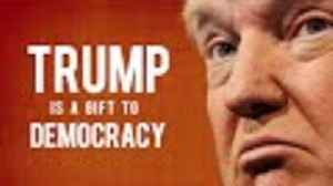 News video: Why Donald Trump Is A Gift To Democracy