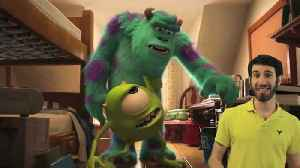 News video: Monsters University Movie Review (Belated Media)
