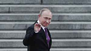 News video: Putin Says He Won't Go For A 3rd Consecutive Term As President