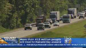 News video: AAA: More Than 41.5 Million Expected To Travel For Memorial Day Weekend