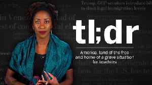 News video: TL;DR   Teachers are America's hope, and we're failing them