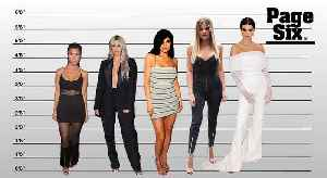 News video: The Kardashian clan ranked from shortest to tallest