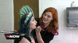News video: Hartford woman needs your vote to go to one of the top make-up schools