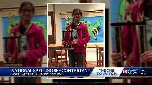 News video: Rankin County girl headed to National Spelling Bee