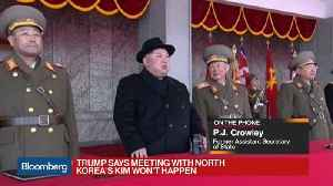 News video: Former Asst. Sec. of State Says It's 'Back to Reality' on North Korea