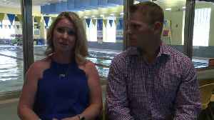 News video: Couple Funds Swimming Lessons for Kids After Son's Drowning Death