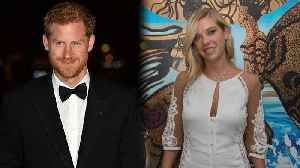 News video: Prince Harry and Ex Chelsy Davy Reportedly Shared Tearful Phone Call Before Royal Wedding