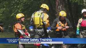 News video: Rescue Teams At Yosemite National Park Brace For Large Crowds