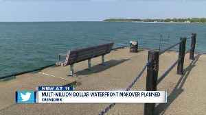 News video: Dunkirk releases plans to upgrade pier