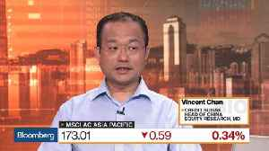 News video: Will See More Trade Disputes From This Point on, Says Credit Suisse's Chan